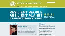 Pour l'avenir des hommes et de la planète : choisir la résilience