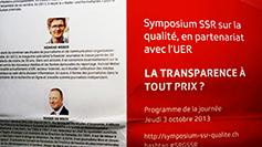 Journalisme: la transparence à tout prix?