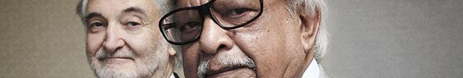 """Débat. Jacques Attali et Arun Gandhi : """"Nos religions sont plus violentes que jamais"""""""
