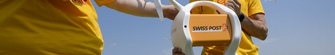 Drones for good. Switzerland begins postal delivery by drone