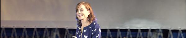 Movies. Isabelle Huppert: un hommage à Michael Cimino. Locarno Film Festival 2016 (vidéo)