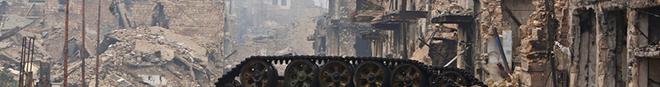 Interview. Alep :  «Les égorgeurs ont carte blanche et ne laisseront aucun témoin»