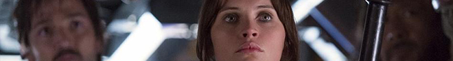 Movies. Rogue One: A Star Wars Story' decimates the competition at the weekend box office