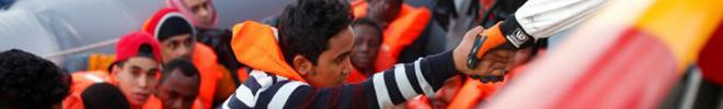 Migrants : Frontex accuse des ONG de collusion avec les passeurs