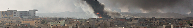 Middle East. The environmental consequences of Iraq's oil fires are going unrecorded