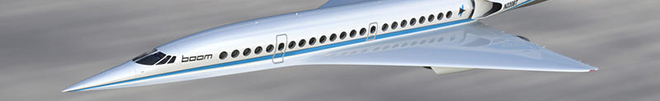 NewTech. Supersonic passenger planes may begin test flights this year