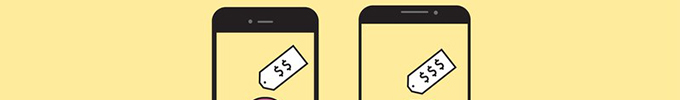 Big Data. Our smartphone choice could determine if you'll get a loan