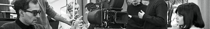 Movies. Jean-Luc Godard, l'homme-cinéma