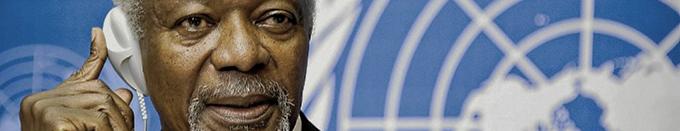 RIP. Kofi Annan est décédé