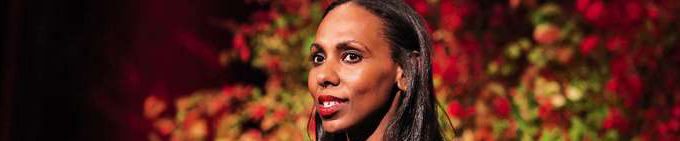 Nima Elbagir, la star soudanaise de CNN