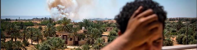 En Libye, «un cessez-le-feu n'est pas réaliste tant qu'il n'y a personne pour arrêter Haftar»