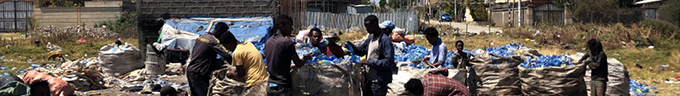 AFRICA'S EXPLODING PLASTIC NIGHTMARE