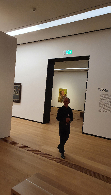 ART MUSEUM LAUSANNE