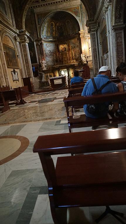 CHURCH ROMA ITALY