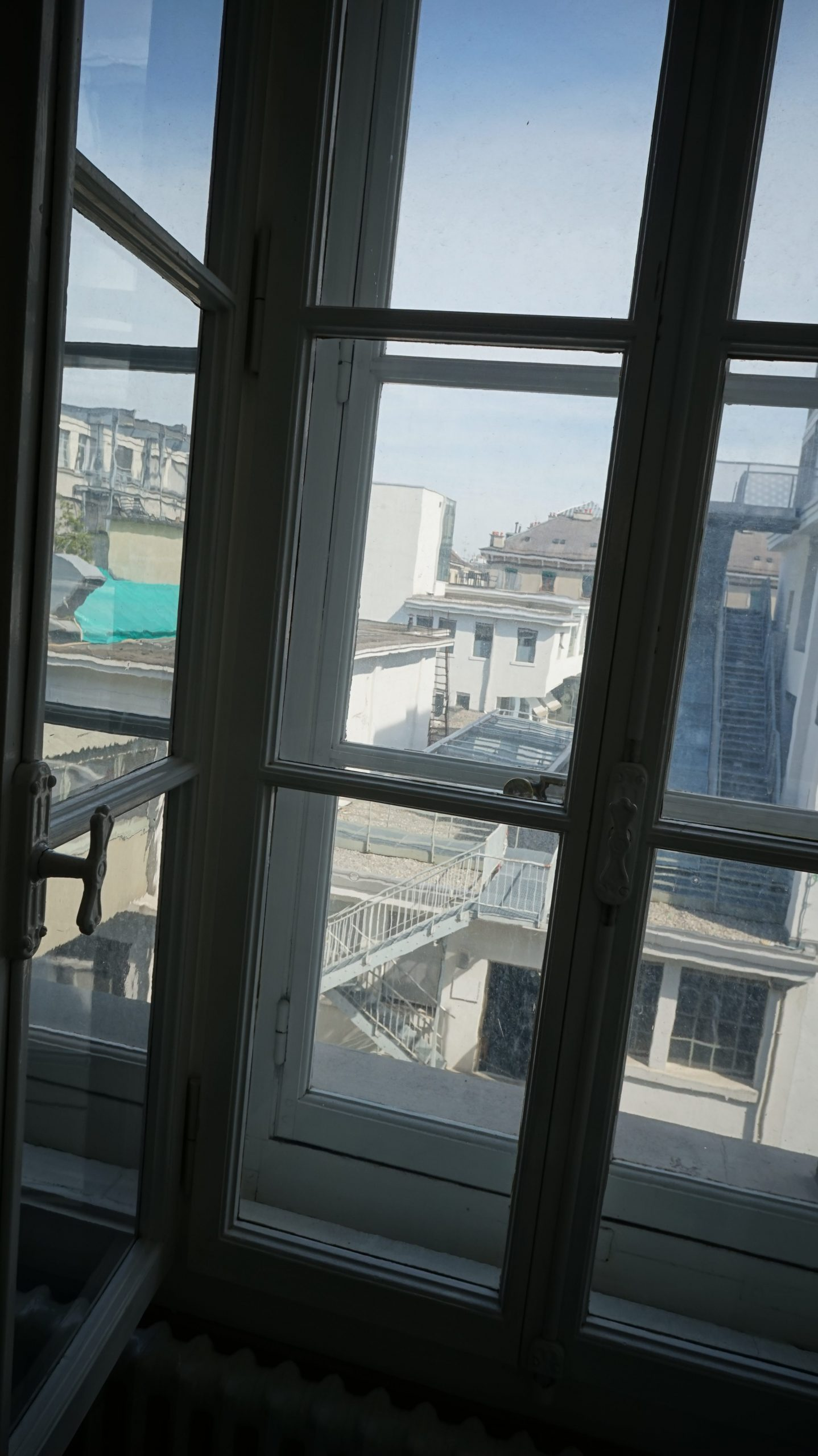 BY THE WINDOW GENEVA
