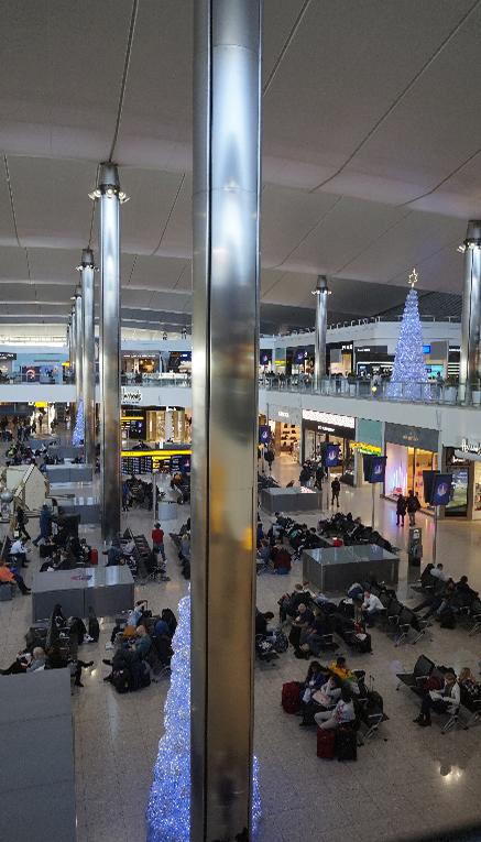 HEATROW AIRPORT LONDON