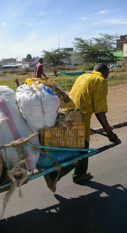 NAIROBI KENYA 2007