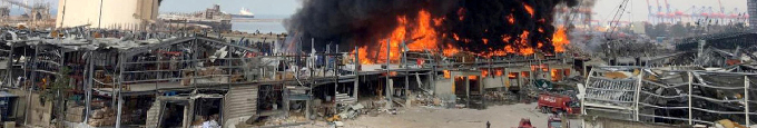 Explosion de Beyrouth: la piste remonte jusqu'à Damas