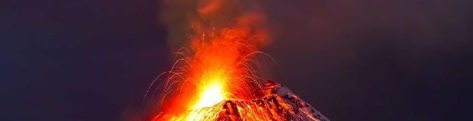Comment savoir  où finiront  les cendres  volcaniques?