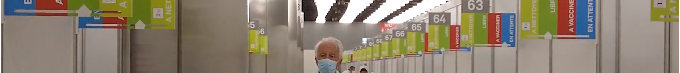 Genève ouvre son mega centre covid-19 à Palexpo (Video)