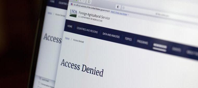 US agencies scrub websites to protect Afghans left behind